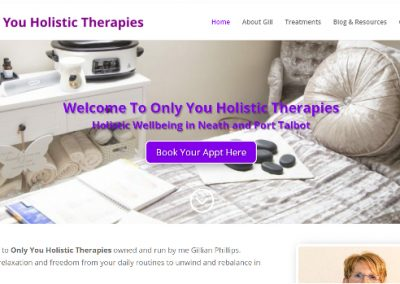 Only You Holistic Therapies Updated