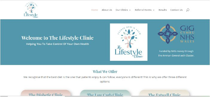 the lifestyle clinic