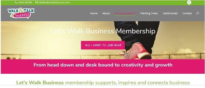 walk & talk 4 success