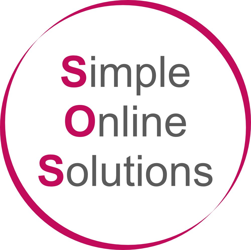 Simple Online Solutions with Sarah