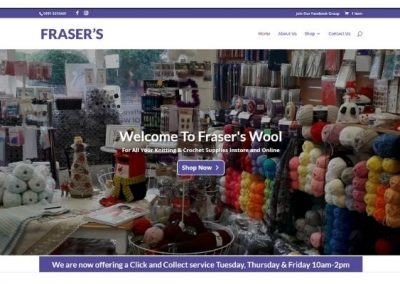 Frasers Wool